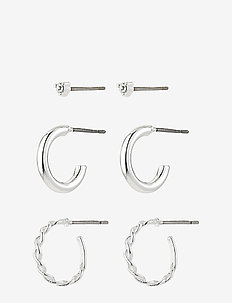 Gracie - jewelery sets - silver plated