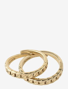 Ring : Online Exclusive Haven : Gold Plated - rings - gold plated
