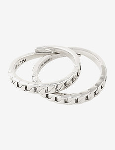 Ring : Online Exclusive Haven : Silver Plated - rings - silver plated
