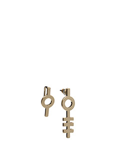 Pilgrim Aestetic Earrings - GOLD PLATED
