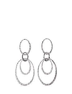 Earrings - SILVER PLATED