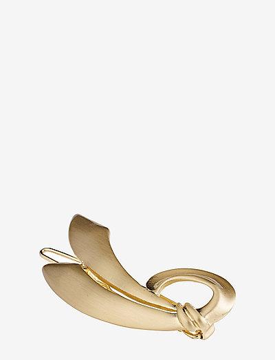 Basilia - haar accessoires - gold plated