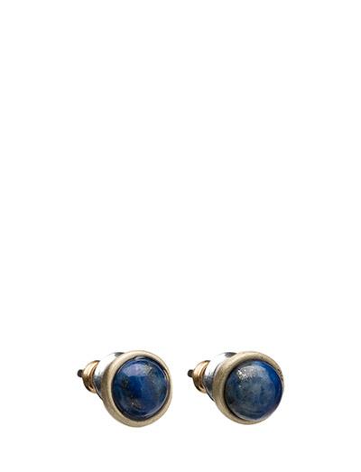 Pilgrim Worthy Earrings - GOLD PLATED