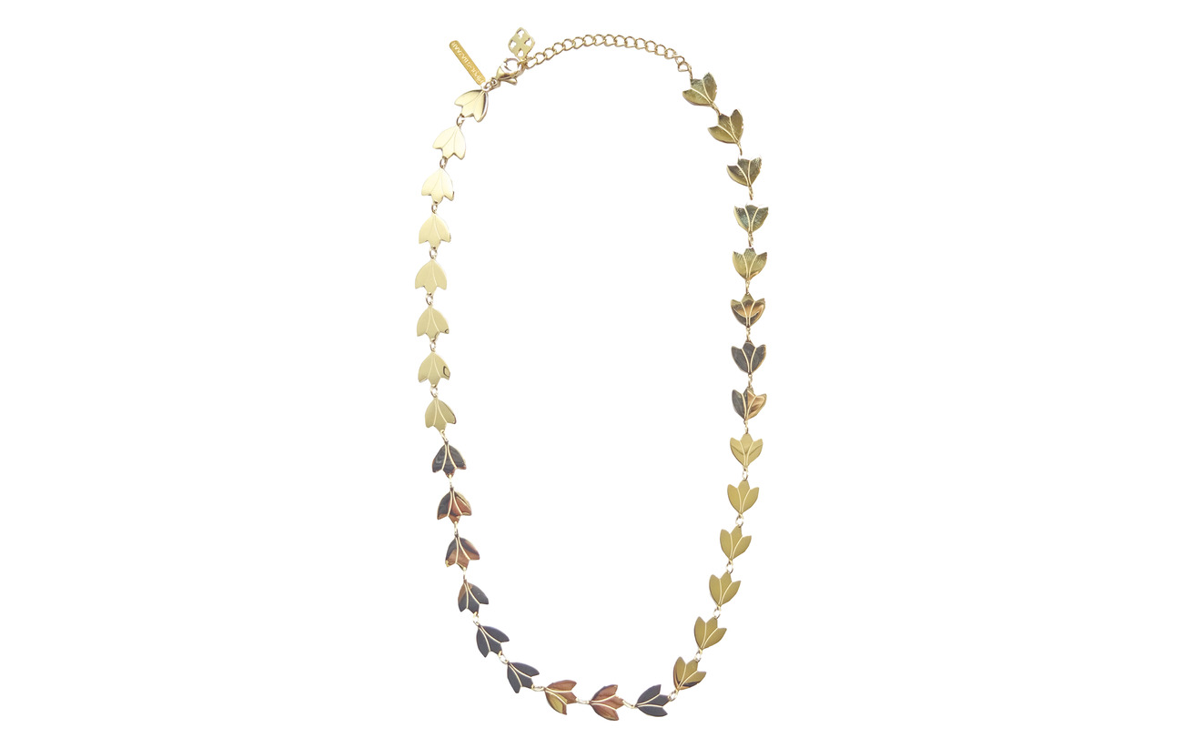 PIPOL'S BAZAAR Zio PIPOL Necklace Gold - GOLD