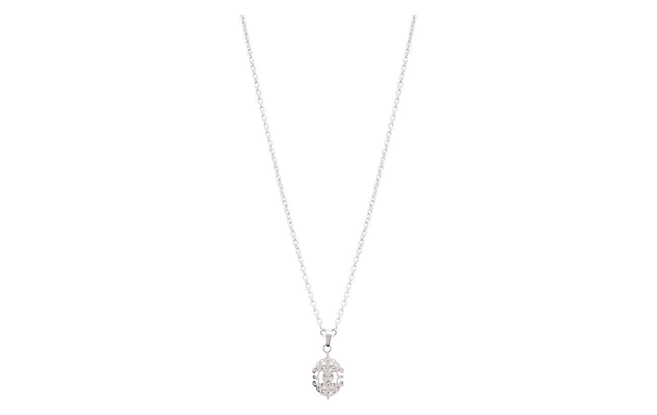 PIPOL'S BAZAAR Damla Short PIPOL Necklace Silver - SILVER