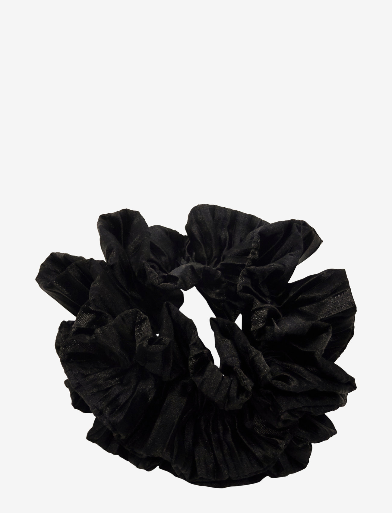 PIPOL'S BAZAAR - Volanta Scrunchy Black - haar accessoires - black - 0