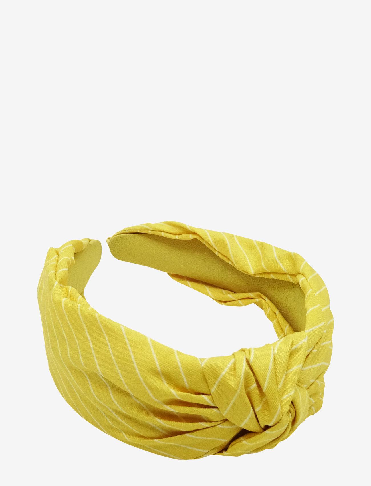 PIPOL'S BAZAAR - Raida Diadema - haar accessoires - yellow - 0
