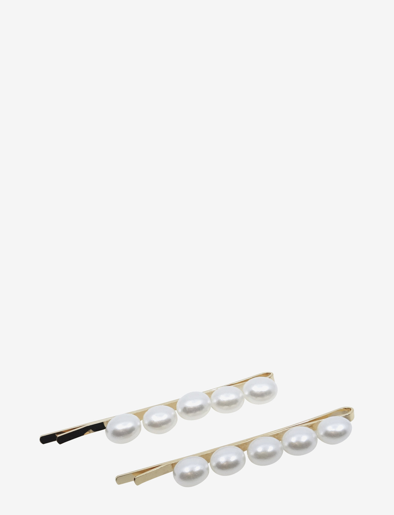 PIPOL'S BAZAAR - River Hair Pin 2 pcs - haar accessoires - gold - 1
