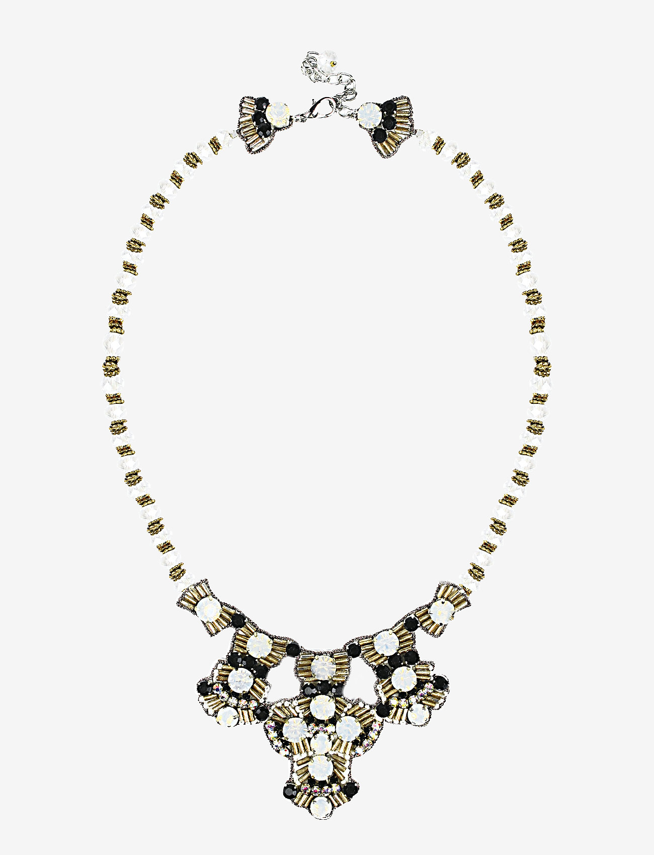 PIPOL'S BAZAAR - Rey PIPOL Necklace Shimmer - statement necklaces - gold