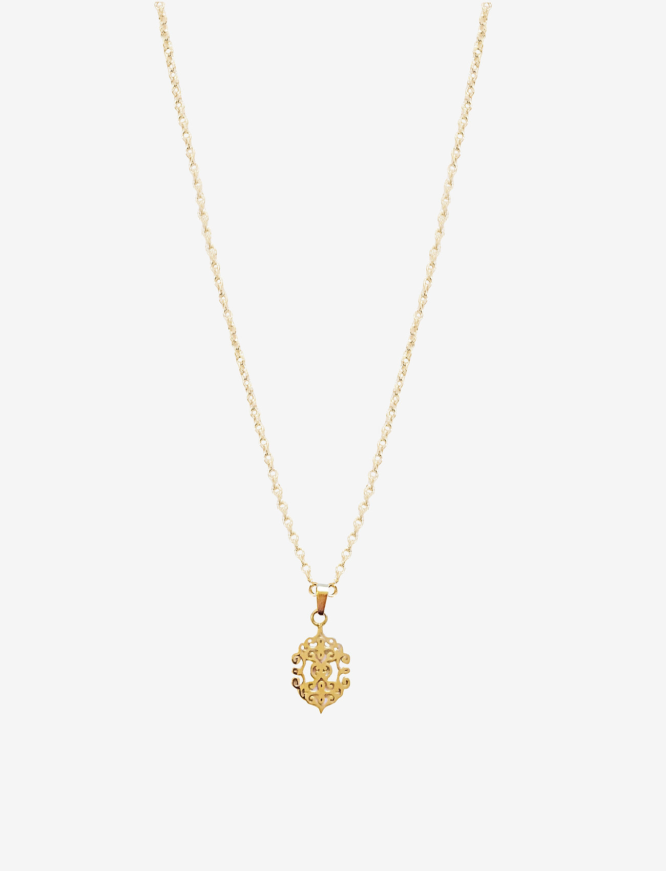 PIPOL'S BAZAAR - Damla Short PIPOL Necklace Gold - dainty necklaces - gold
