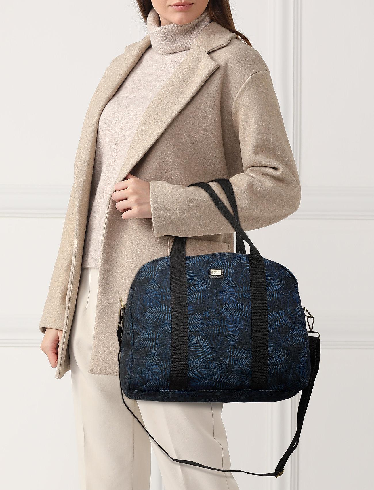 PIPOL'S BAZAAR Daily Weekend Bag Palm Blue - BLUE