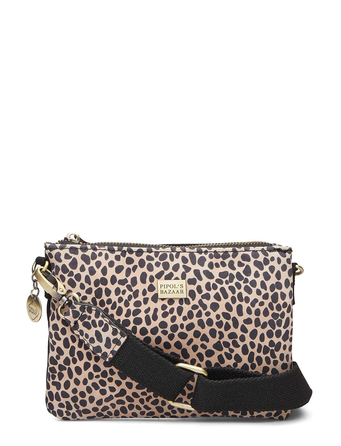 Bazaar Mini DotbrownPipol's Cross Leather Sweet Pipol´s Bag F1JKcl