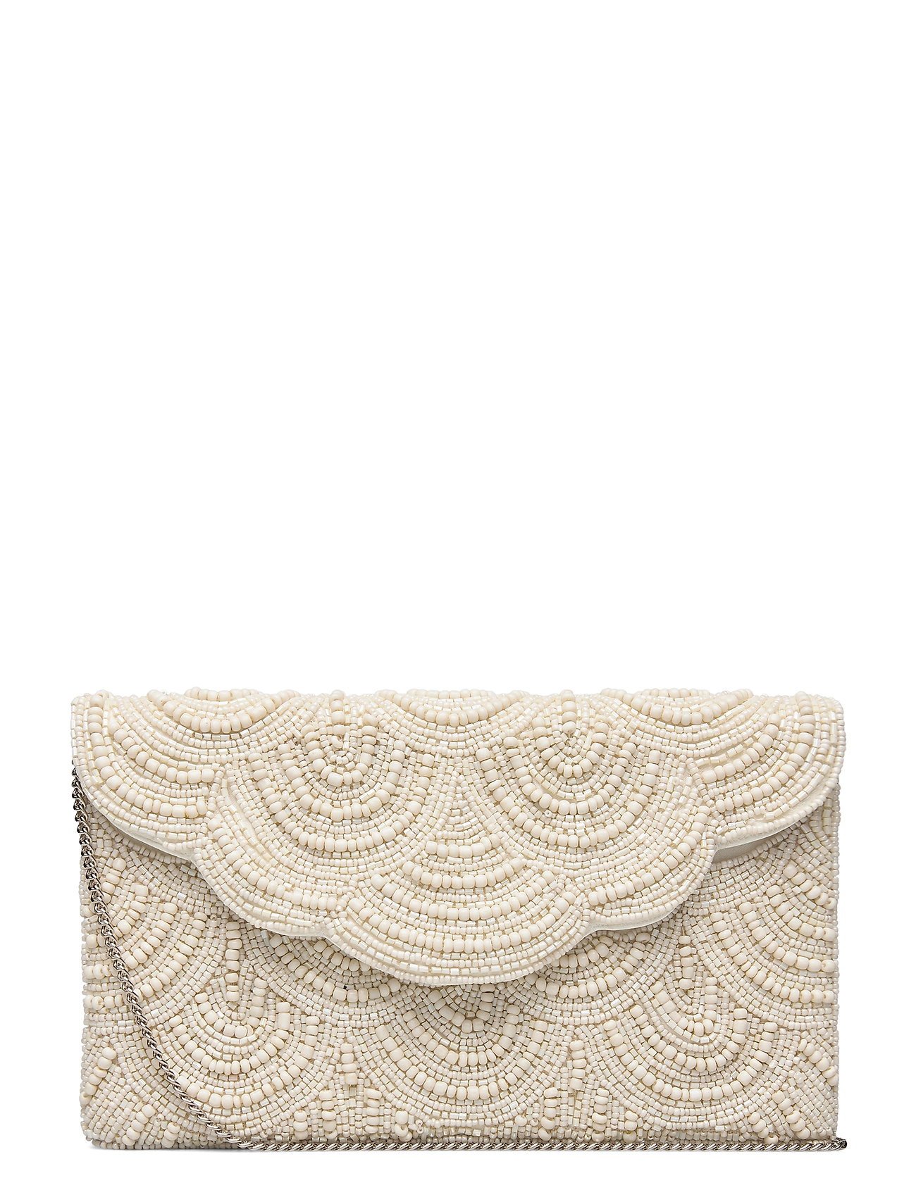Image of Femme Beaded Clutch Creme Bags Clutches Creme PIPOL'S BAZAAR (3439404483)