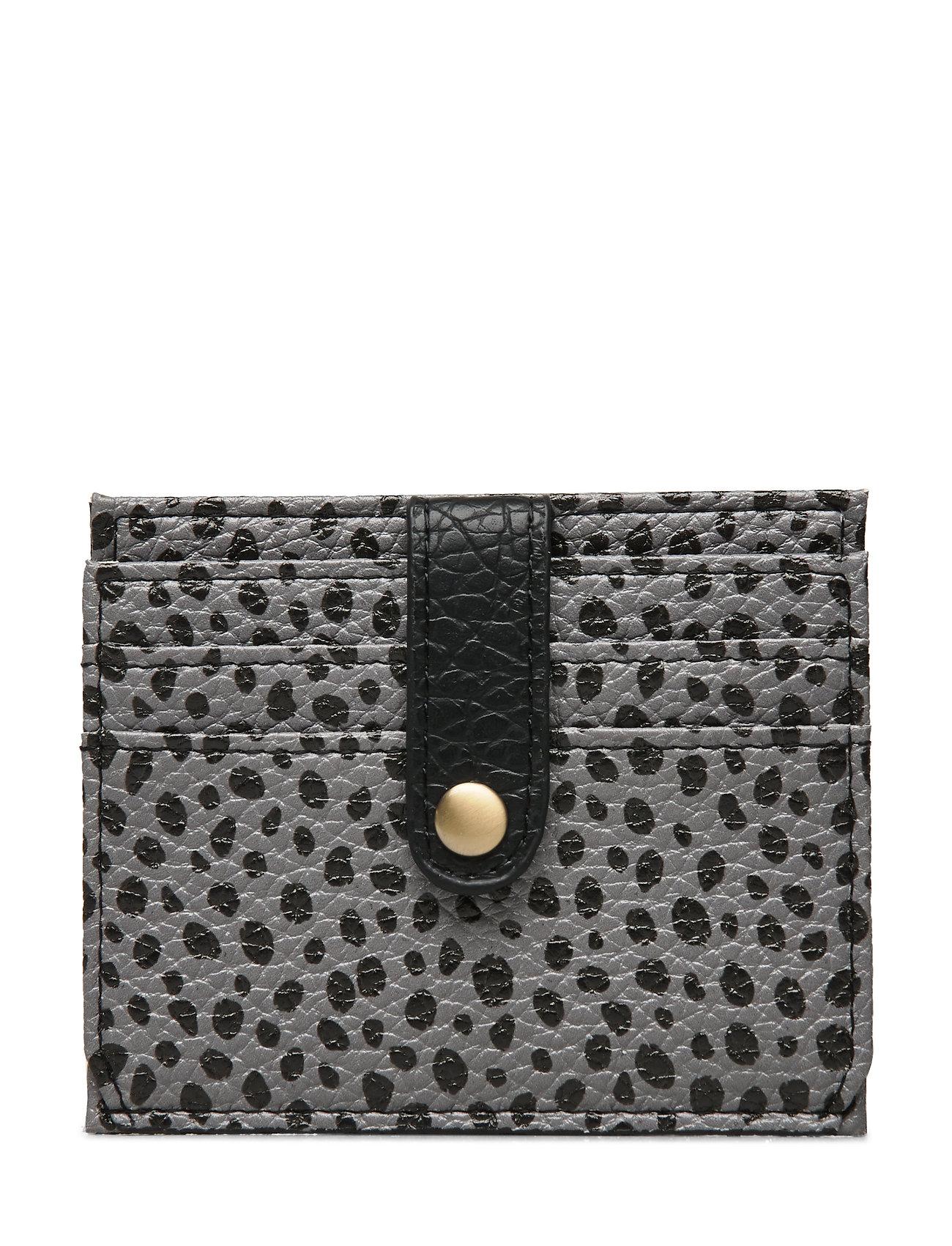 Image of Stile Card Pipol Holder Dot Grey Bags Card Holders & Wallets Card Holder Grå PIPOL'S BAZAAR (3309259857)