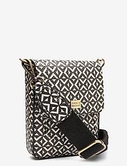 PIPOL'S BAZAAR - Stile Saddle Cross PIPOL Bag Square B&W - shoulder bags - multi - 3