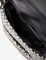 PIPOL'S BAZAAR - Stile Saddle Cross PIPOL Bag Square B&W - shoulder bags - multi - 4