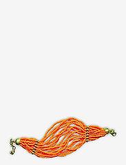 PIPOL'S BAZAAR - Portofino Bracelet Orangina - dainty - orange - 0