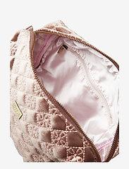 PIPOL'S BAZAAR - Velvet Logo Cosmetic Pipol´s Medium - torby kosmetyczne - brown - 3