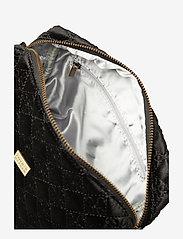 PIPOL'S BAZAAR - Velvet Logo Cosmetic Pipol´s Medium - torby kosmetyczne - black - 3