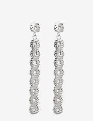 PIPOL'S BAZAAR - Link Long PIPOL Ear Silver - statement - silver - 0