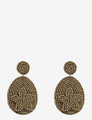 PIPOL'S BAZAAR - Fiorella Ear Gold - statement earrings - gold - 0