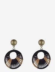 PIPOL'S BAZAAR - Giro Ear Multi Dauve - statement earrings - multi - 0