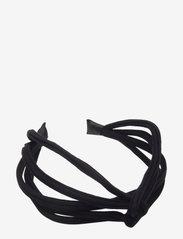 PIPOL'S BAZAAR - Octavia Diadema Black - haar accessoires - black - 0