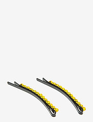 PIPOL'S BAZAAR - Tanya Hair Clip set - haar accessoires - yellow - 1