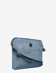 PIPOL'S BAZAAR - Velvet Laptop Cover - laptoptassen - blue - 2