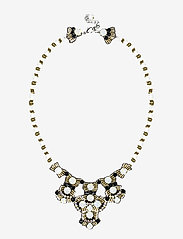 PIPOL'S BAZAAR - Rey PIPOL Necklace Shimmer - statement necklaces - gold - 0