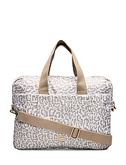 Daily Laptop Bag Leo Beige - BEIGE