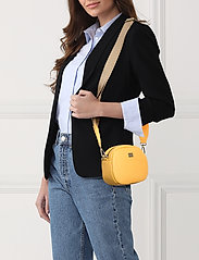 PIPOL'S BAZAAR - Solar Mini Cross PIPOL Bag Yellow - shoulder bags - yellow - 1