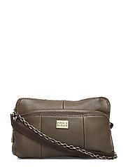 Crudy PIPOL Leather Bag Olive - OLIVE