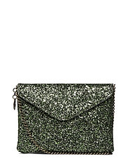 Gala Evening Pipol Clutch Emerald - GREEN