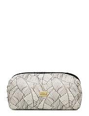 Handy Cosmetic Pipols Bag - BLACK & WHITE