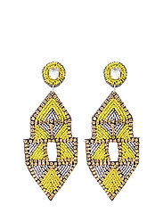 Inka Big PIPOL Ear Yellow - YELLOW