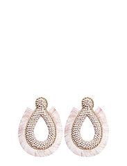 Hansel Fringe PIPOL Ear Pink - PINK