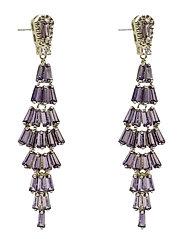 Festival Ear Golden Purple - PURPLE