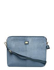 Velvet Laptop Cover - BLUE
