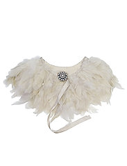 Majestic Feather Pipols Collar - NATURE