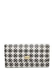 Stile Pipols Foldable Wallet Logo - BLACK & WHITE
