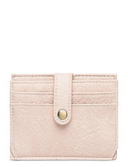 Stile Card Holder Soft Pink - PINK