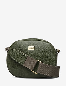 Solar Mini Cross Pipol Bag Khaki - GREEN