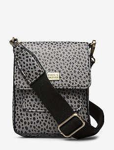Stile Saddle Cross Pipol Bag Dot Grey - GREY