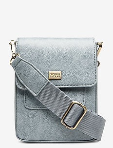 Stile Saddle Cross PIPOL Bag Dauve - BLUE