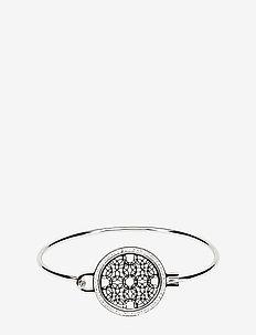 Amulette Deso Pipol Bangel Silver - SILVER