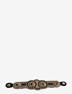Fira Bracelet Brown Mix - bangles - multi