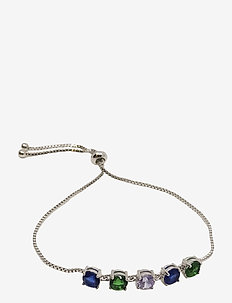 Stringin Bracelet Forrest Mix - dainty - multi
