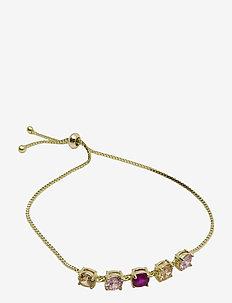 Stringin Bracelet Romance Mix - dainty - multi