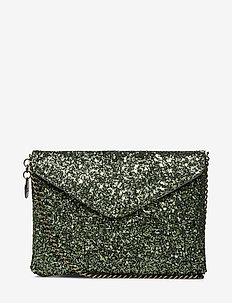 Gala Evening Pipol Clutch Emerald - clutches - green